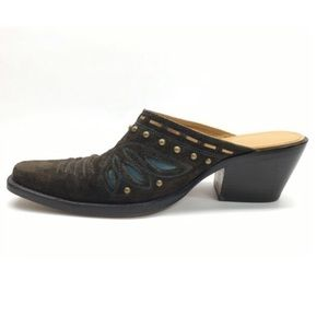 Cole Haan mules 9